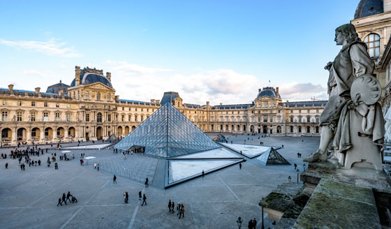 Image result for le louvre